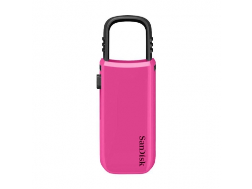 Usb-флешка 16GB SDCZ59-016G-B35WP SANDISK, розовый, вид 1