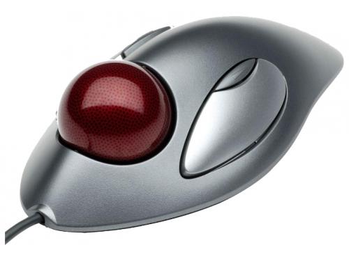 ����� Logitech Trackman Marble Silver USB (910-000808), � ���������, ��� 1