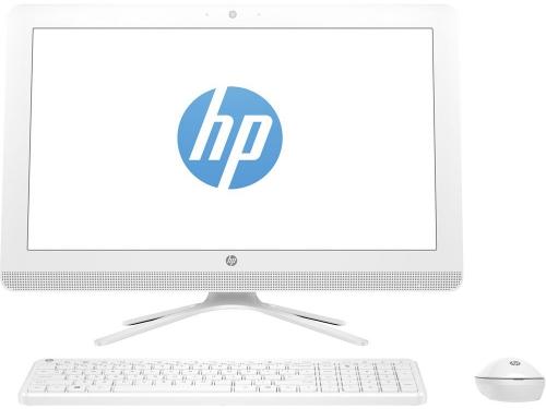 Моноблок HP Pavilion 22-b013ur  21.5'' FHD Cel J3060/4Gb/500Gb/ DVDRW/DOS/k+m, вид 2