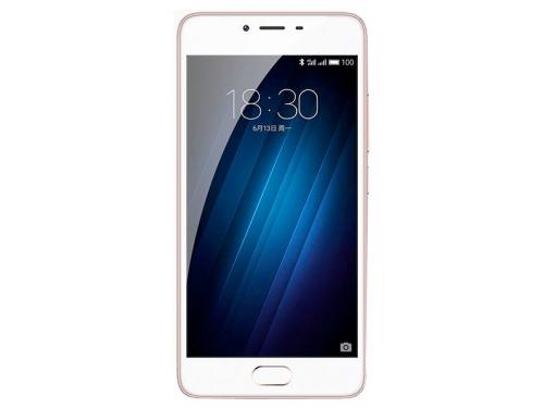 Смартфон Meizu M3s 16Gb, серебристый, вид 1