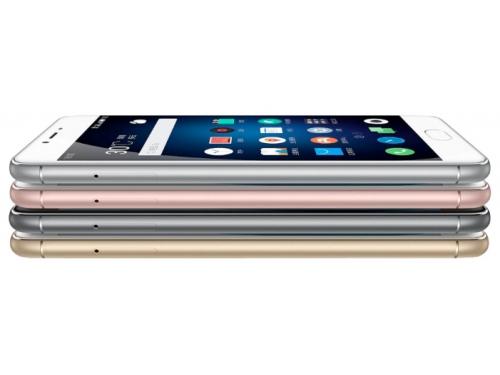Смартфон Meizu M3s 16Gb, серебристый, вид 3