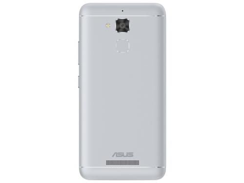 Смартфон Asus ZenFone 3 Max ZC520TL серебристый, вид 2