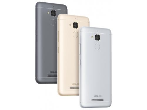 Смартфон Asus ZenFone 3 Max ZC520TL темно-серый, вид 5