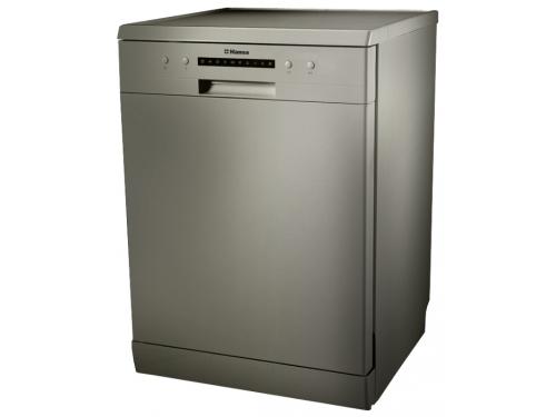 Посудомоечная машина Hansa ZWM 616 IH, серебристая, вид 1