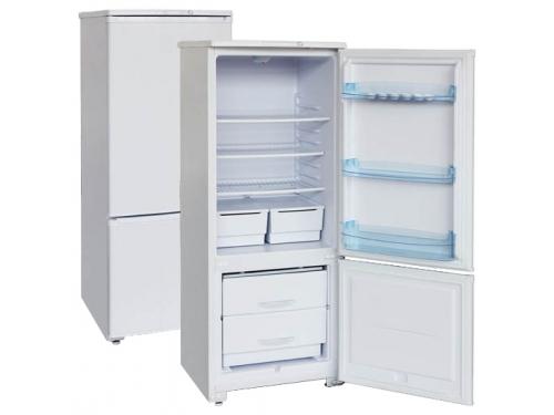 Холодильник Бирюса 151, белый, вид 1