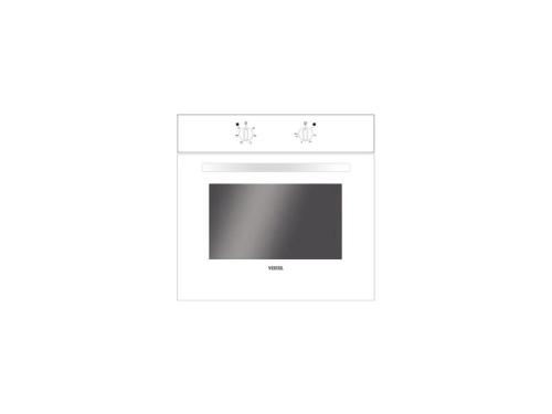 Духовой шкаф Vestel VOE66W, белый, вид 1