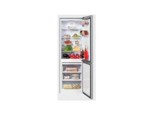 Холодильник Beko RCNK321K00S, серебристый, вид 3
