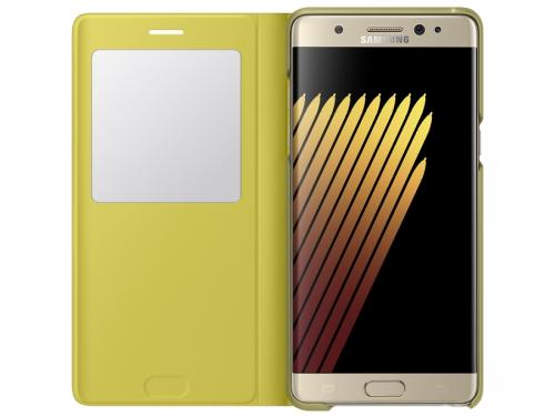 ����� ��� ��������� Samsung ��� Samsung Galaxy Note 7 S View Standing Cover (EF-CN930PYEGRU), ������, ��� 1