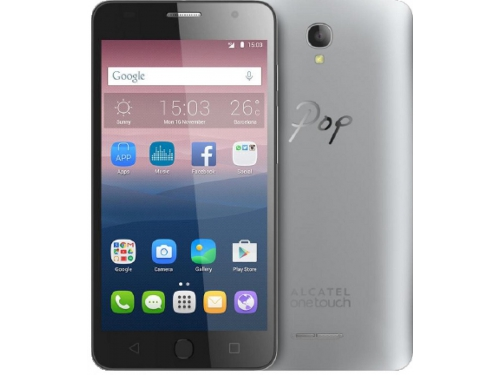Смартфон Alcatel One Touch POP STAR 4G 5070D, серый, вид 1