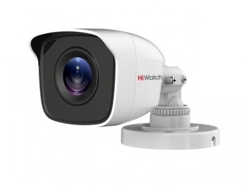 Камера видеонаблюдения уличная цилиндрическая Hikvision HiWatch DS-T200 (3.6 mm), вид 1