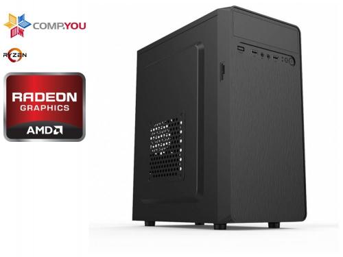 Системный блок CompYou Home PC H555 (CY.1050104.H555), вид 1