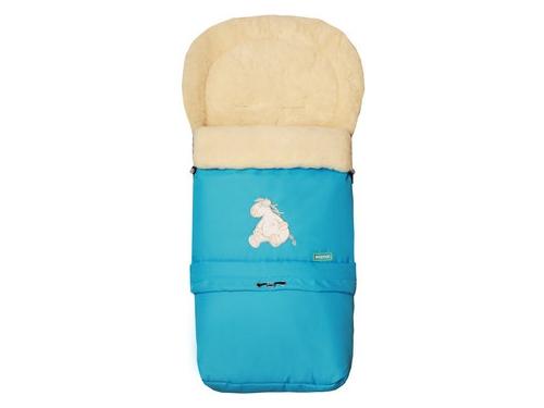 Спальный мешок Womar Multi Arctic №20 в коляску 8 бирюзовый, вид 1