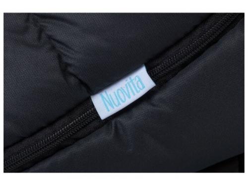 Конверт для новорожденного Nuovita Vichingo Pesco, черный, вид 7