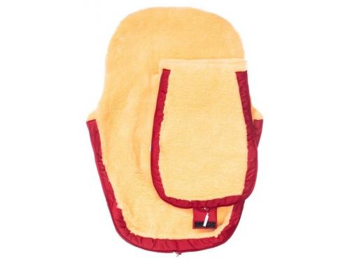 Конверт для новорожденного Nuovita Vichingo Pesco, красный, вид 5