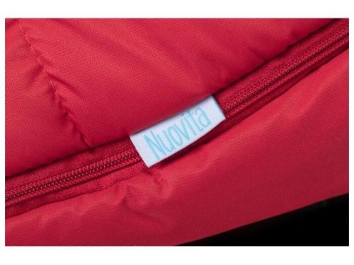 Конверт для новорожденного Nuovita Vichingo Pesco, красный, вид 7