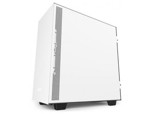 Корпус компьютерный NZXT H510 CA-H510B-W1, белый, вид 4