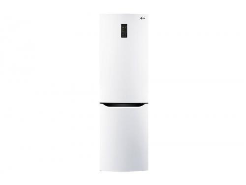 Холодильник LG GA B409 SQQL, белый, вид 1