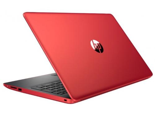 Ноутбук HP 15-db0468ur/s красный, вид 4