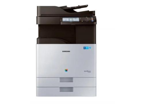 МФУ Samsung MultiXpress SL-X3280NR/XEV, настольное, вид 1