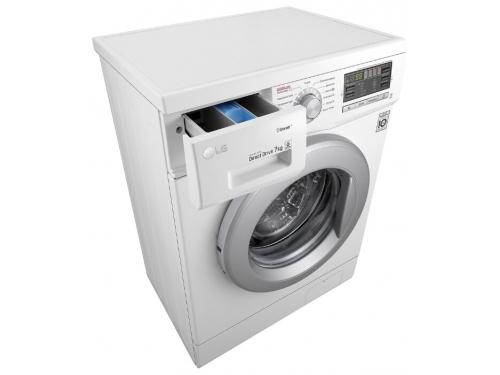 Машина стиральная LG  F1296HDS1, фронтальная, вид 6