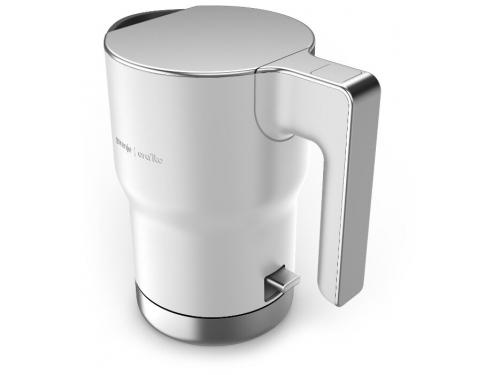 Чайник электрический Gorenje K15ORAW, белый, вид 3