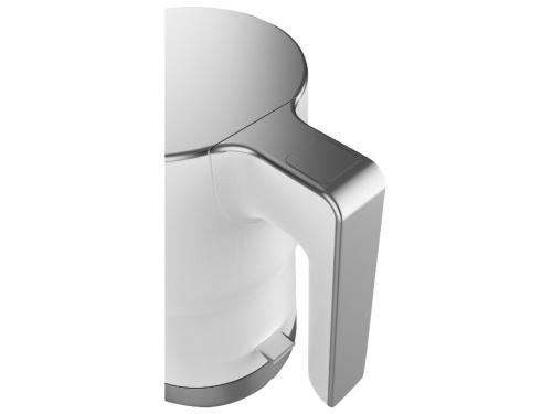 Чайник электрический Gorenje K15ORAW, белый, вид 4