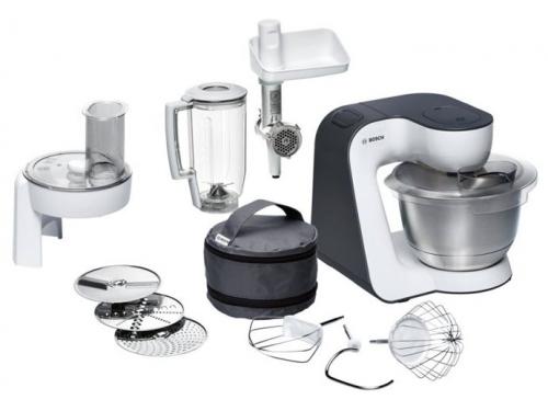 Кухонный комбайн Bosch MUM50131 800Вт белый, вид 1