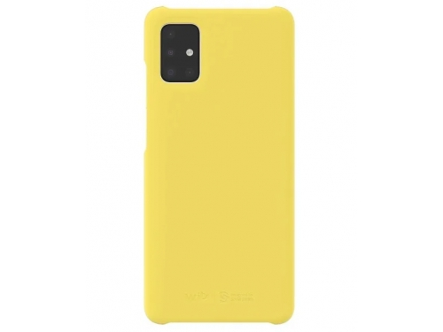 Чехол для смартфона Samsung для Samsung SM-A51 WITS Premium Hard Case, желтый, вид 1
