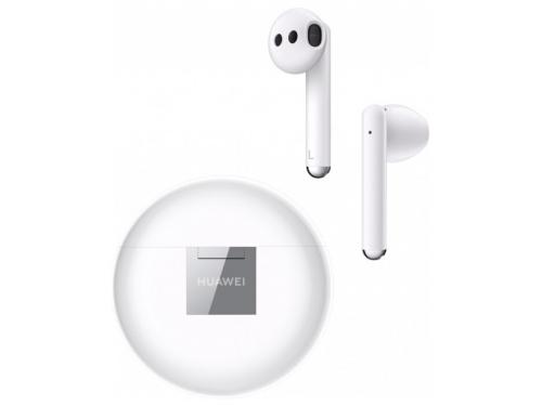 Наушники Huawei Freebuds 3 (55032126), белые, вид 3