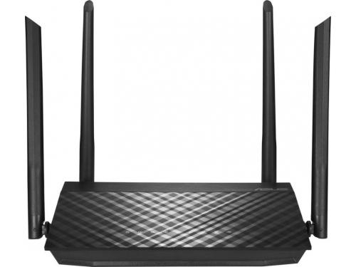 Роутер Wi-Fi ASUS RT-AC59U 802.11ac (2,4 + 5 ГГц, поддержка MOD IPTV), вид 2