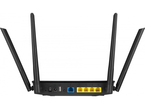 Роутер Wi-Fi ASUS RT-AC59U 802.11ac (2,4 + 5 ГГц, поддержка MOD IPTV), вид 5