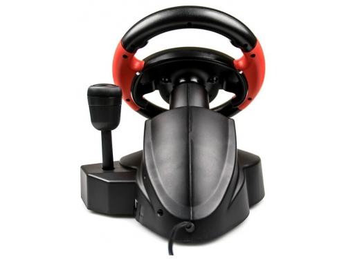 Руль игровой Dialog GW-225VR E-Racer Vibration USB, вид 2