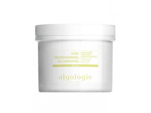 Косметический товар маска-компресс Algologie с белой глиной 100г, вид 1