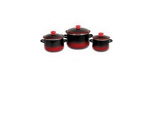 Набор посуды для готовки СтальЭмаль Кармен 1с405, вид 1