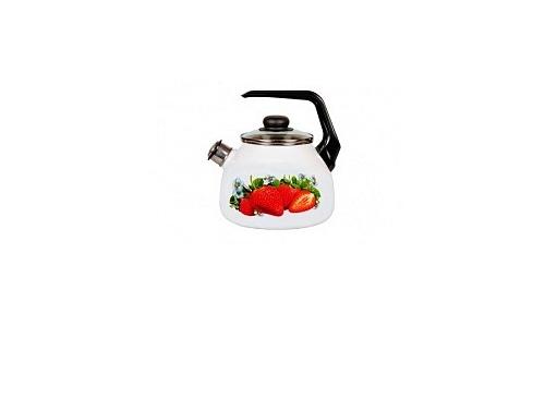 Чайник для плиты Appetite Клубника садовая 4с209я 3 л, вид 1