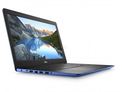 Ноутбук Dell Inspiron 5593-8697 Темно-синий, вид 2