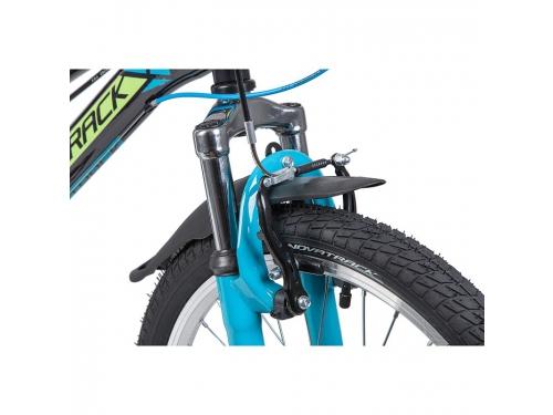 Велосипед Novatrack Valiant 20 20SH6V.VALIANT.BK9, черный, вид 2