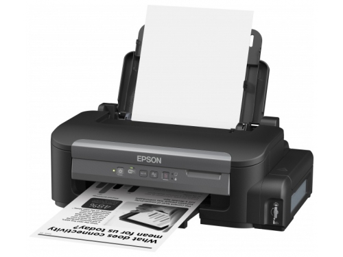 Струйный цветной принтер Epson M105, вид 2