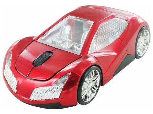 Мышка CBR MF 500 Elegance Red USB, вид 1