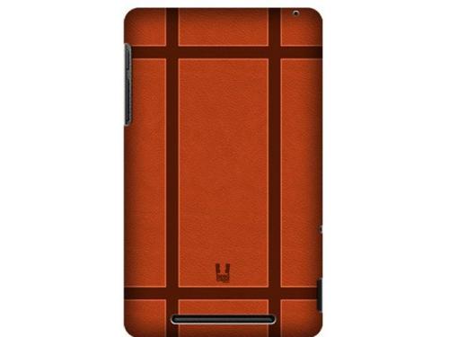 Чехол для планшета Чехол-спинка E-cell LEATHER HARD CASE DESIGN GLOSSY HARD BACK CASE, вид 1