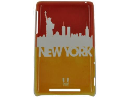 Чехол для смартфона спинка E-cell NEW YORK SILHOUETTE SKYLINE DESIGN GLOSSY CASE, вид 1