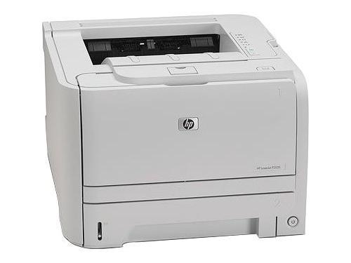 Принтер лазерный ч/б HP LaserJet P2035 White, вид 1