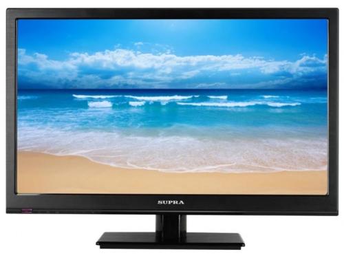 телевизор SUPRA STV-LC19500WL Black, вид 1