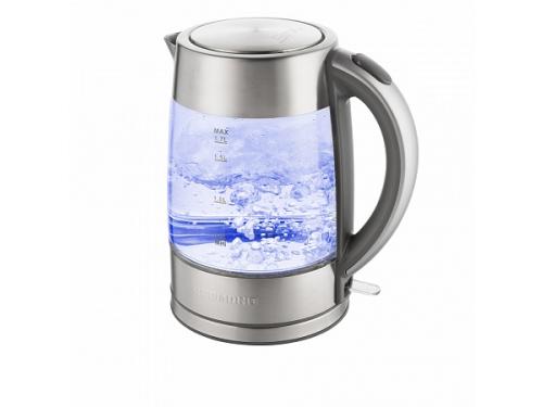 Чайник электрический Redmond RK-G138 с подставкой, вид 1