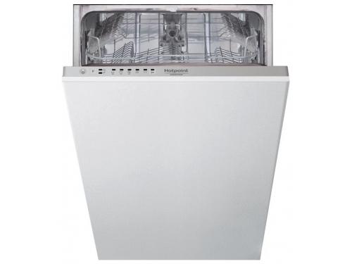 Посудомоечная машина Hotpoint-Ariston HSIE 2B19, белая, вид 1