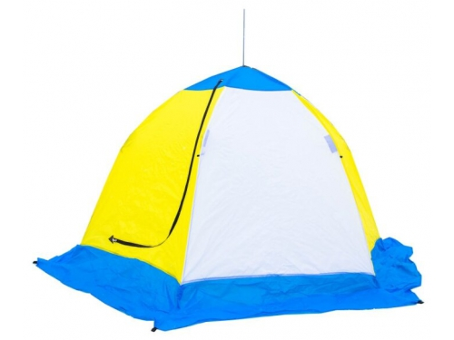 Палатка туристическая Стэк ELITE 3 (полуавтомат), вид 1
