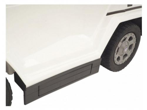 Каталка RiverToys Mercedes-Benz A010AA-H белая, вид 4
