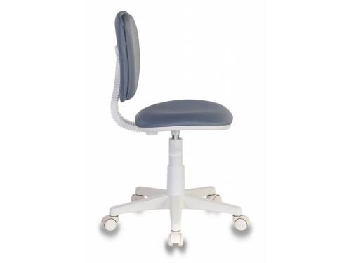 Компьютерное кресло Бюрократ CH-W204NX/15-48 серый/белый, вид 2