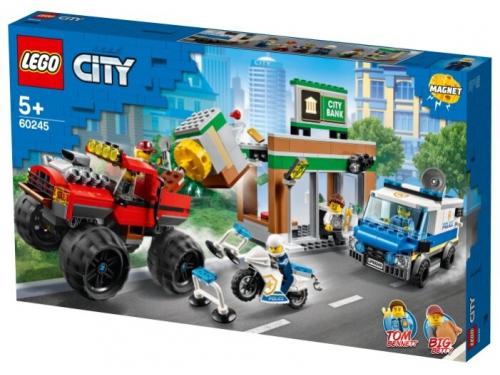 Конструктор LEGO City Ограбление полицейского монстр-трака 60245 (362 дет.), вид 4