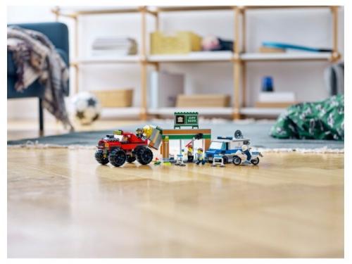 Конструктор LEGO City Ограбление полицейского монстр-трака 60245 (362 дет.), вид 6